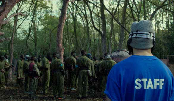 Paintballing Corporate Events