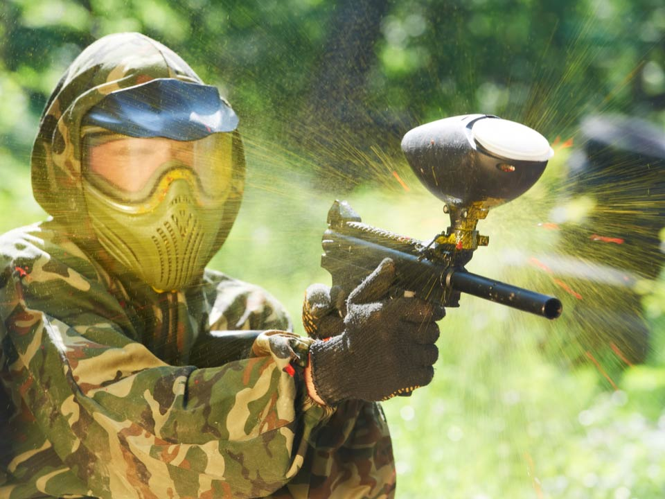 Paintball in London: A Complete Guide to Visiting the UK's Capital