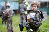 Kids Paintball hobby