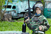 Kids Paintball for Christmas