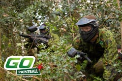 Play Paintball in London