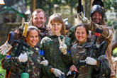 Paintball in London Perfect for Workplace Team Building