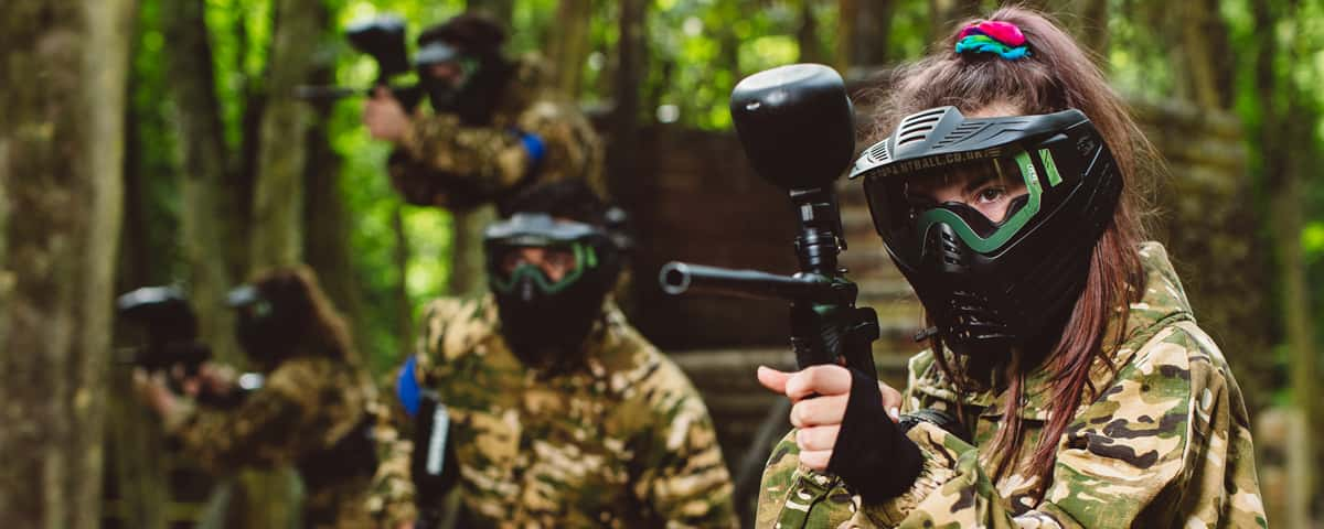 Paintball gun basics