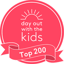 Day Out With The Kids Top 200 Attraction Badge