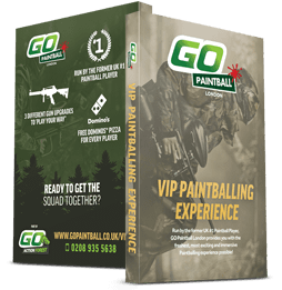 VIP Paintball Gift Box